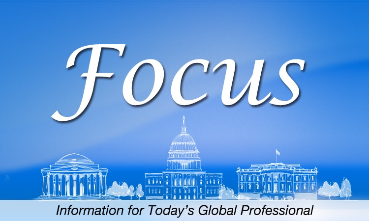 FOCUS Article Alert is a monthly collection of important documents in U.S.-Taiwan relations and other recent information from the U.S. about the environment, economy, arts, society, culture, and government.