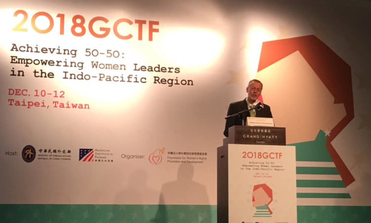Remarks by AIT Director Brent Christensen at Opening of the GCTF Workshop on Women's Leadership