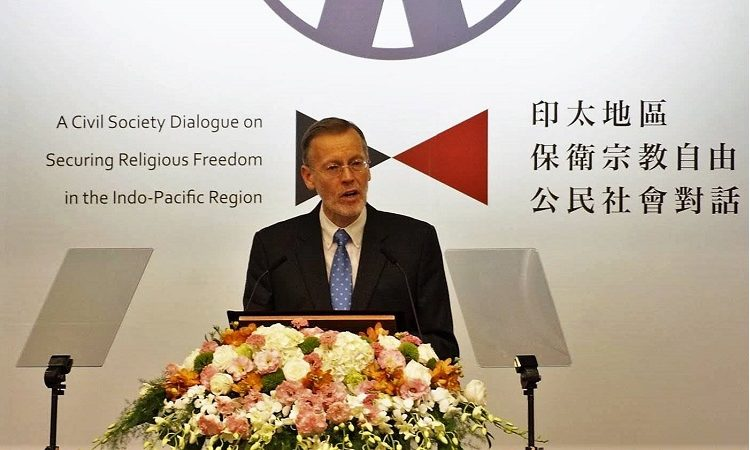 "Remarks by AIT Director Brent Christensen at ""A Civil Society Dialogue on Securing Religious Freedom in the Indo-Pacific Region"" 2019 Regional Religious Freedom Forum"